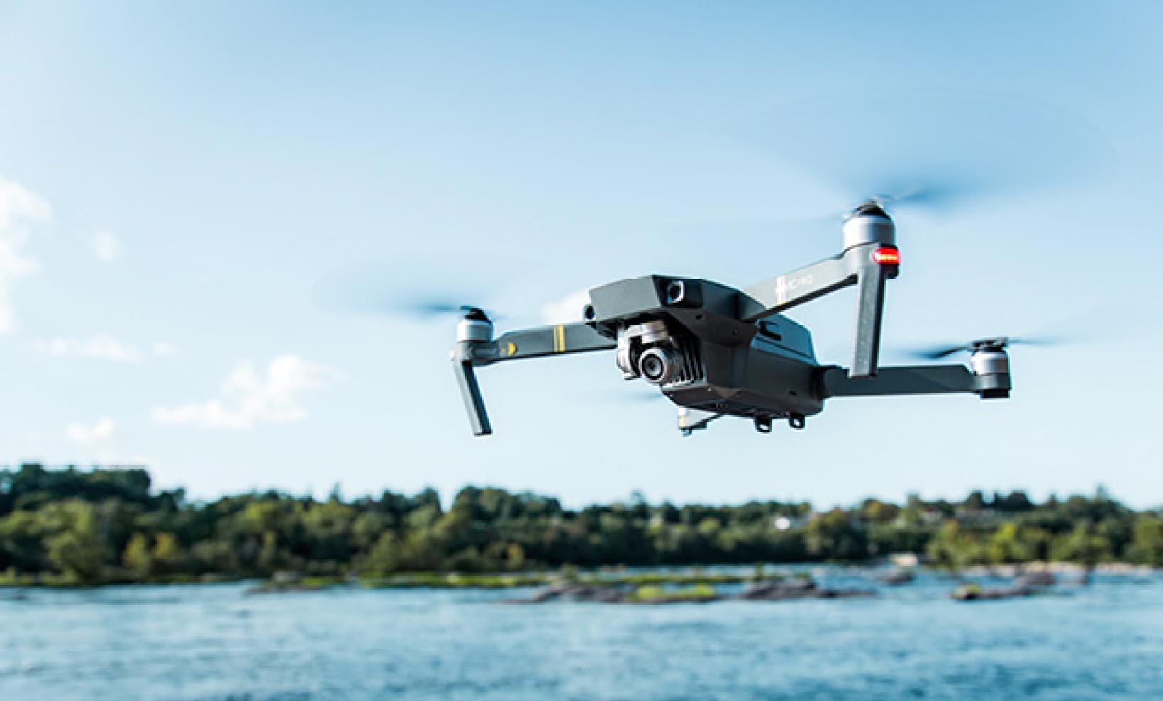 3 Drones Pour la Photographie et Vidéo d'Architecture