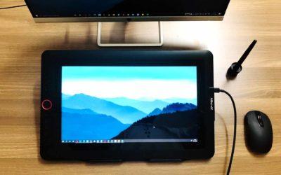 Les Architectes ont-ils besoin d'une tablette graphique ? Cas de la XP-PEN Artist 15.6 Pro
