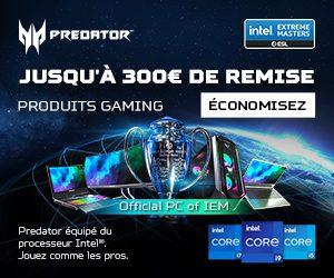 Promo : Jusqu'à 300 € sur certains pc portables Acer