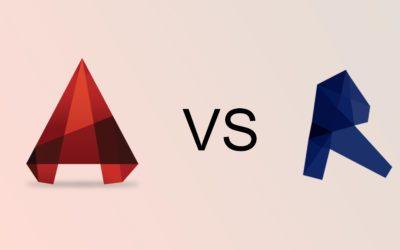 Revit et AutoCAD : Quelles différences ?