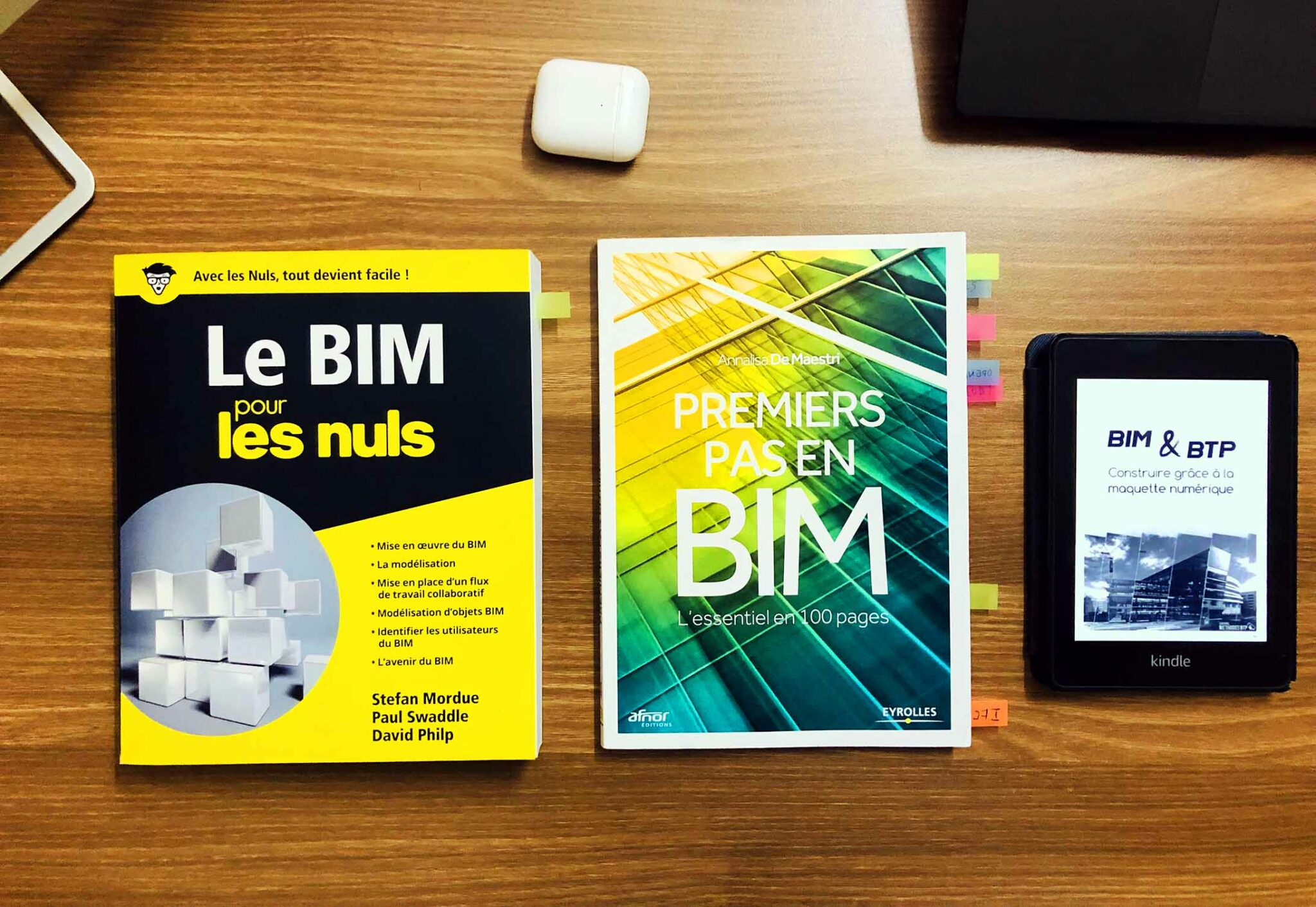 Livres sur le BIM